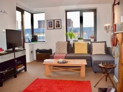 Photo for 2 Bedroom Apartment near Dublin Canal Dock