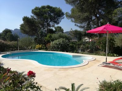 Photo for Vacation home Les Hauts de Palayson in Le Muy - 4 persons, 2 bedrooms