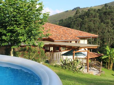 Photo for San Cipriano, Lovely Cottage with Nice Views in Beautiful Surroundings.