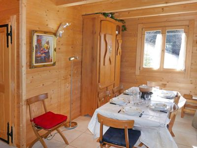 Photo for Vacation home Le Bon Appart in Nendaz - 6 persons, 3 bedrooms