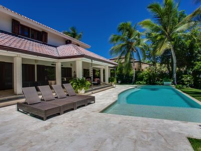 Photo for Wonderful villa for a dream vacation in the luxurious Punta Cana Resort