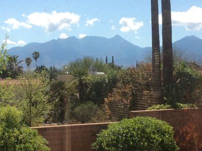 Photo for Comfortable relaxing 1300 sq. ft. Fully Equipped Green Valley Home with View