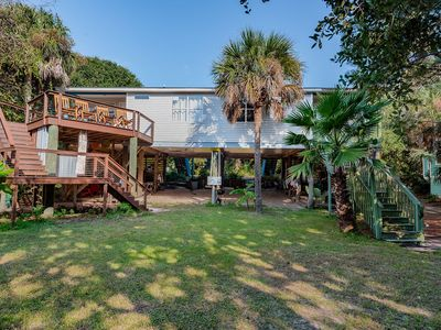 Photo for House on 2nd W Ashley Ave Unit A - Jakes Place - Mins from the Beach