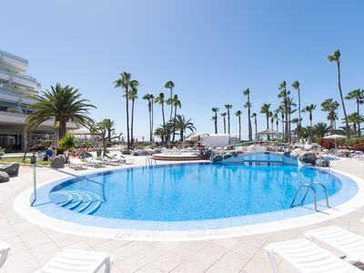Photo for Altamira 1 - One Bed / beautifully refurbished with sea and pool views