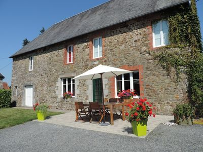 Photo for Come and discover the sea and the countryside in beautiful Normandy(50)