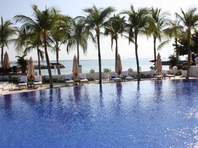 Photo for Remarkable Oceanview Villa in Private Villa Resort-Pamper Yourself-Great Value!