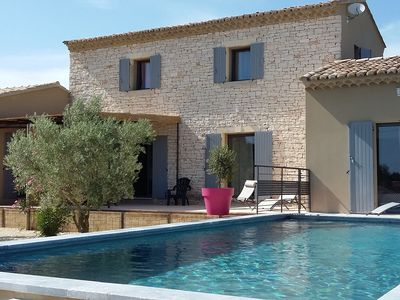 Photo for Provencal farmhouse in the olive trees