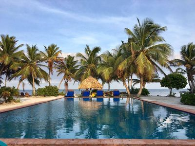 Photo for Oceanfront 3Bd/3Bth Home w/ Blue Skies, Emerald Seas, Warm Winds & Coconut Trees