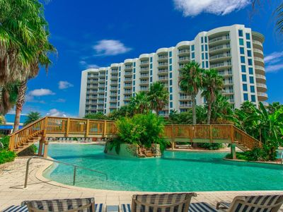 Photo for Palms 1208 - Free Water Park, Fishing, Dolphin Cruise, & Snorkeling!