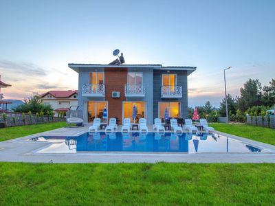 Photo for Opal Villa is a stunning newly built  4 bedroom villa located in Ovacik