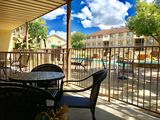 2bdr/2bth sleeps up to 8 guests! Poolside!!