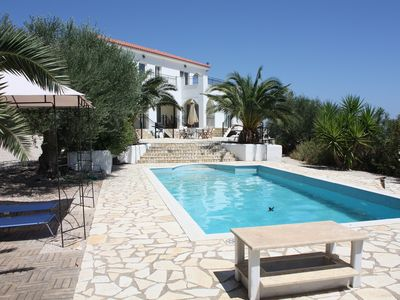 Photo for New Modern Villa with Private Pool  Near Koroni