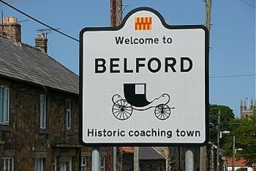 Belford and District Hidden History, Belford, England, UK