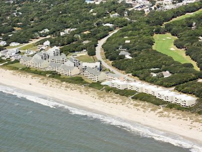 Photo for My Great Escape: 2 BR / 1 BA condo in Caswell Beach, Sleeps 5