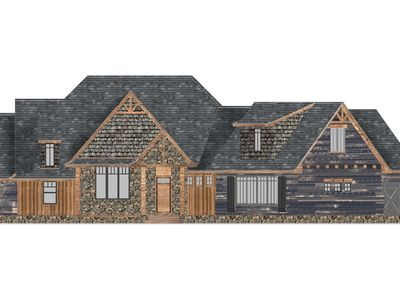 Photo for NEW!!! Knoll Creek offers luxury in a creekside setting, 6 Bedrooms- Sleeps 20!