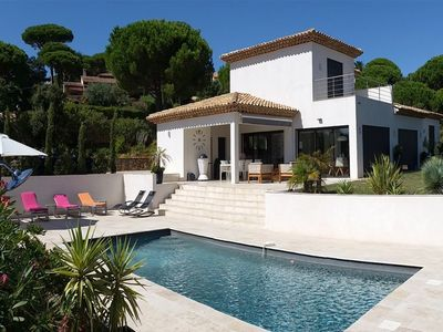 Photo for 4BR Villa Vacation Rental in Sainte Maxime