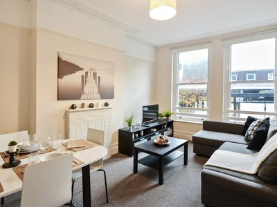 Photo for Lovely 3 beds flat in Kensington