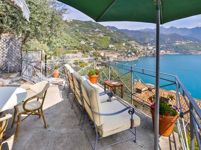 Photo for Holiday house in Amalfi ID 3876