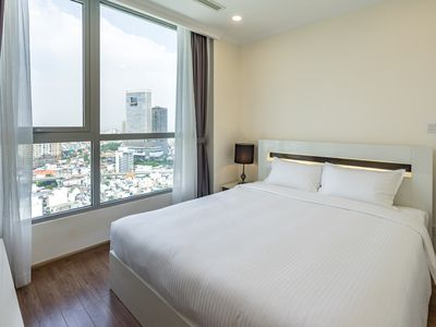 Photo for 2BR Apartment Vacation Rental in HCMC, Ho Chi Minh