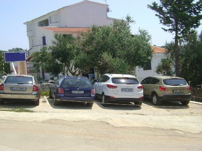 Photo for Apartments Nikola, (12711), Potočnica, island of Pag, Croatia