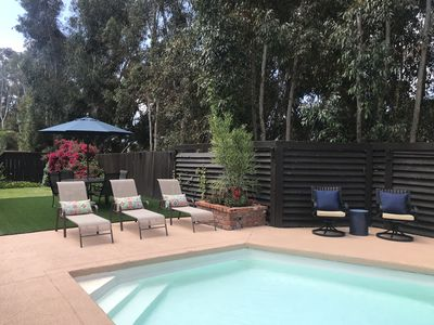 Photo for Secluded Private Retreat With Pool And Hot Tub and 2 Master Suites