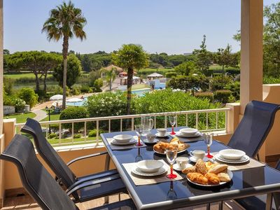 Photo for 1 Bed - Apartment Lime with pool, lake and golf views in Quinta do Lago