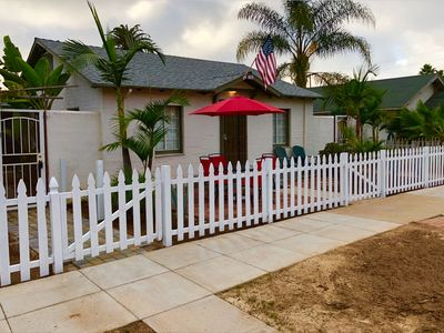 Photo for Blocks to the Beach cozy private home great neighborhood