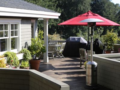 Photo for Sunny Private Getaway. Walk to Downtown Mill Valley!  Hikers/bikers paradise
