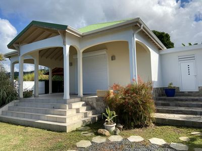 Photo for 3BR Villa Vacation Rental in Vieux Habitants, Guadeloupe