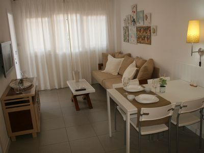 Photo for Nice apartment, fully renovated 5 minutes walk from the beach