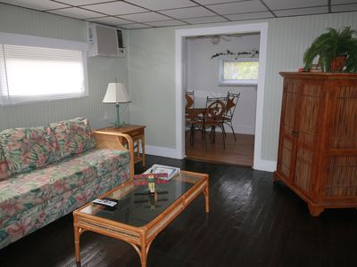Photo for Cozy Cottage with fishing dock on the Indian River Lagoon New Listing