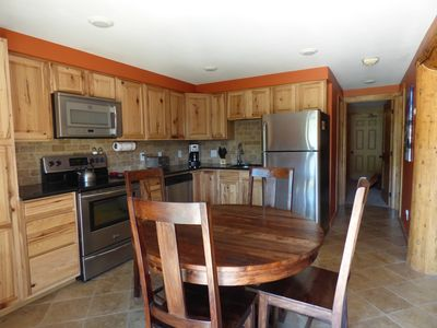 Fully loaded kitchen with Granite and SS Appliances