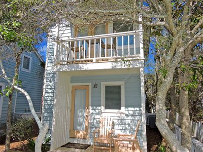 Photo for Great 1 BR Cottage 3 houses to beach in Seaside.