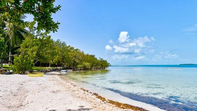 Photo for Clean & Spacious 2/2 Key Largo Townhome + Sunset on the Bay & Sandy Beach