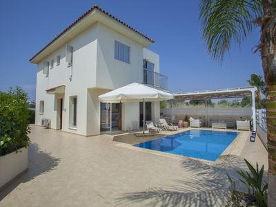 Photo for Protaras Holiday Villa PEPC3 Posidonas 3