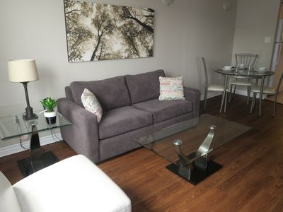 Photo for Modern Furnished Apartment in Downtown Halifax