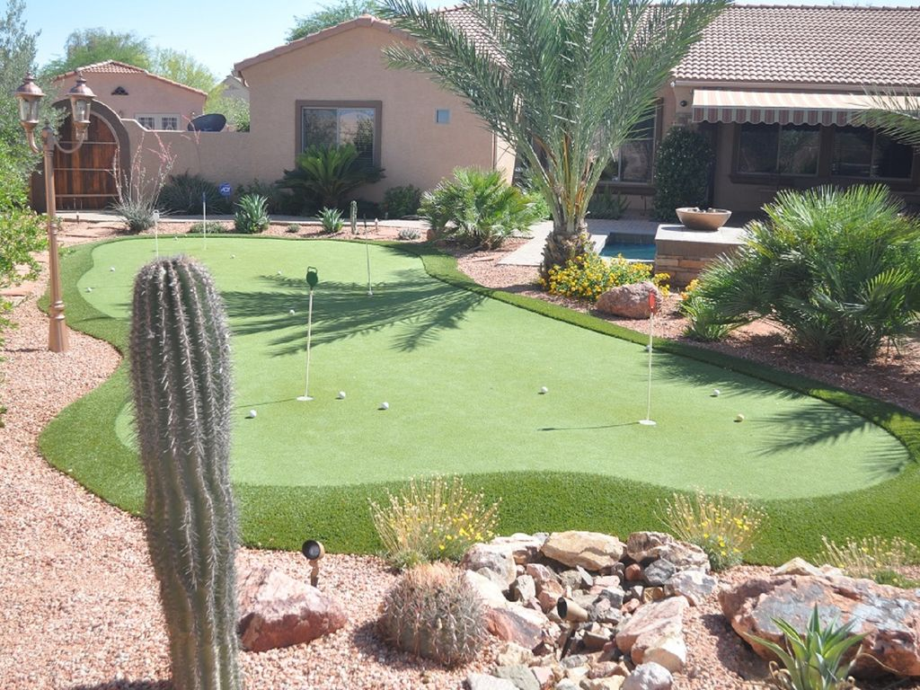 luxury oasis view pool tub putting green bbq fireplace