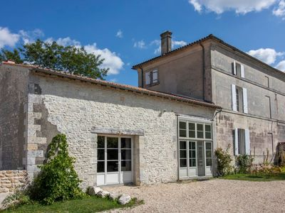 Photo for Boutique 18th Century House & Cottage near Cognac