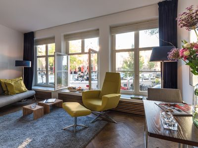 Beautiful Long stay apartment located in the historic old center of Amsterdam