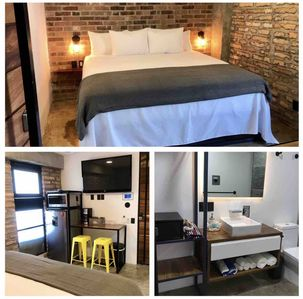 Photo for Lofts On Basilio : Romantic Zone One Bedroom Suite / Brand New Building 101