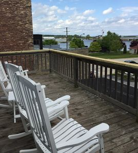 Photo for Harbor Grounds Lakeview Loft Overlooking Lake Michigan and Kewaunee Harbor