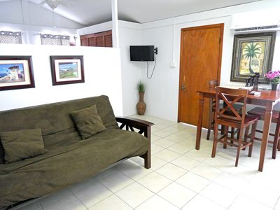 Photo for Screaming Reels Guest House Grand Turk is quality accommodation at low price.