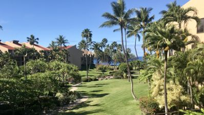 Photo for NEW LISTING - Building 3-206 Large Lanai with Pool, Garden and Sunsets Views!