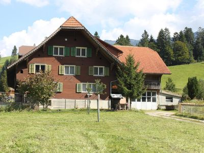 Photo for Holiday apartment Wiggen for 2 - 6 persons with 2 bedrooms - Farmhouse