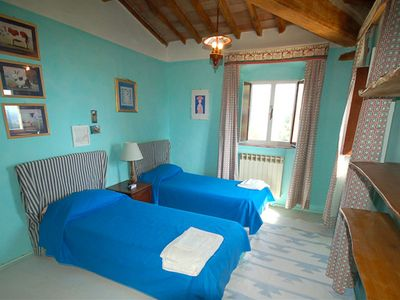 Photo for Barberino Val d'Elsa Villa, Sleeps 17 with Pool and Air Con