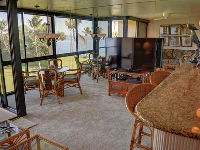 Photo for Luxury Oceanfront Property With High End Amenities And Decor (KS 411)