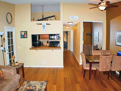 Photo for Comfy and Cozy, upstairs Condo