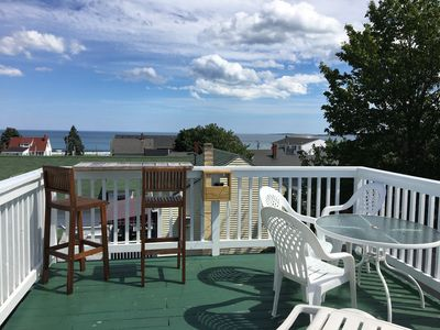 Photo for Seaside Village Condo with Roof top deck 300 ft to Sandy Beaches!