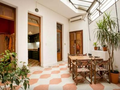 Photo for Fantastic classic-style apt in Palermo
