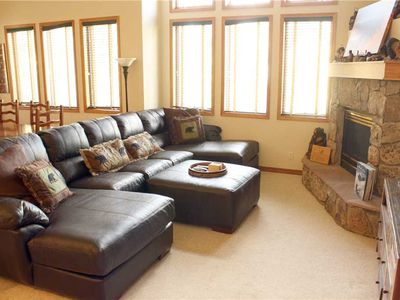 Photo for White Wolf #890 - Great Home with Private Outdoor Hot Tub - Shuttle to Slopes
